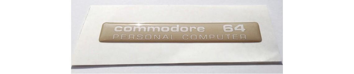 Commodore 64c - 3D sticker