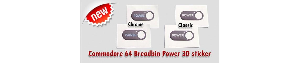 Power 3D sticker