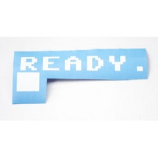 Ready. prompt